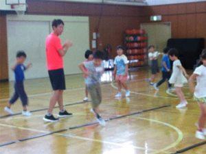鴨志田第一リズムジャンプ教室