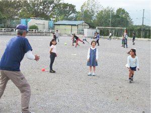鴨志田第一野球教室